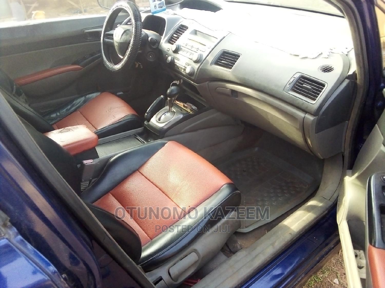 Honda Civic 2007 1.8 Blue | Cars for sale in Ilorin West, Kwara State, Nigeria