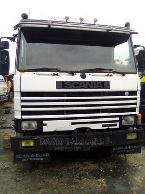 Scania 93, Tractor Head, Tokunbo.   Heavy Equipment for sale in Lagos State, Amuwo-Odofin