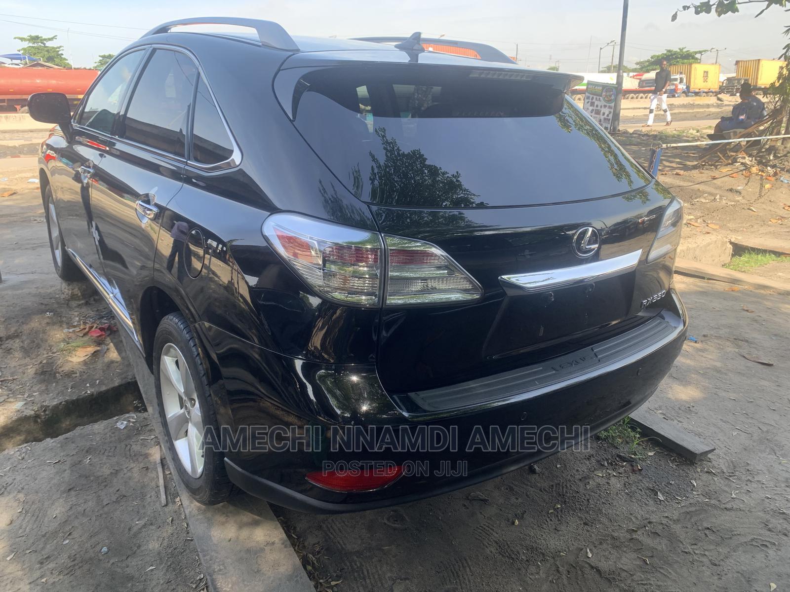 Lexus RX 2011 Black | Cars for sale in Apapa, Lagos State, Nigeria