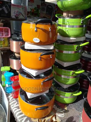 Set of Non Stick Pot. | Kitchen & Dining for sale in Lagos State, Ojo