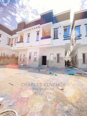 New 4 Bedroom Semi Detached Duplex Duplex 2ndtoll Gate Lekki | Houses & Apartments For Sale for sale in Lagos State, Lekki
