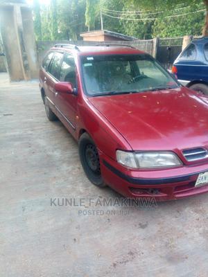 Nissan Primera 2006 Traveller 2.0 Visia Red | Cars for sale in Osun State, Obokun