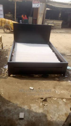 4.5 by 6 Bed Frame   Furniture for sale in Abuja (FCT) State, Lugbe District