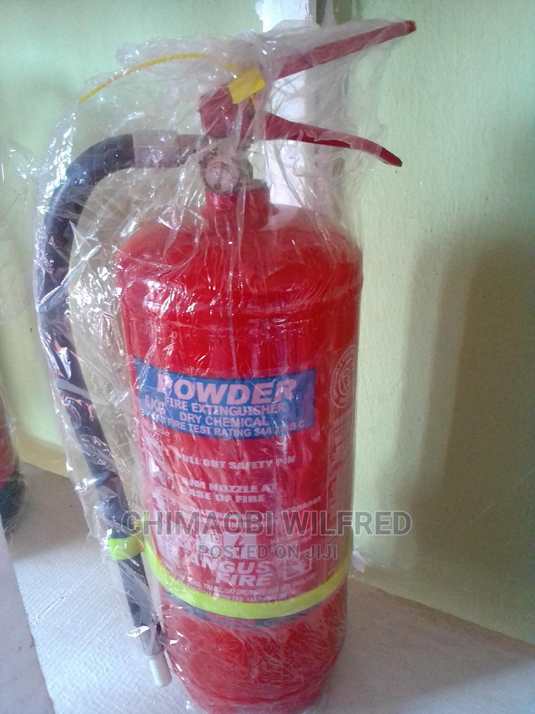 Fire Extinguisher   Safetywear & Equipment for sale in Enugu, Enugu State, Nigeria