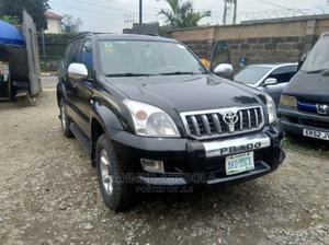 Toyota Land Cruiser Prado 2008 GX Black | Cars for sale in Lagos State, Lekki