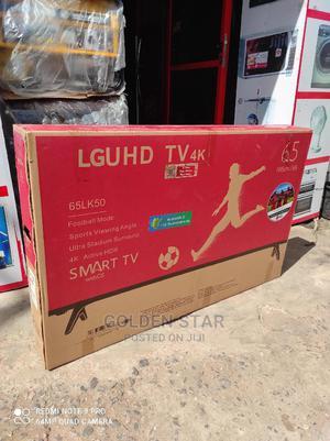 New One LG 65'' UHD 4K SMART INTERNET High Definition Tv   TV & DVD Equipment for sale in Lagos State, Ojo