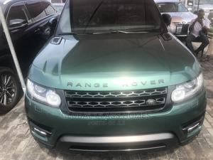 Land Rover Range Rover 2015 Green   Cars for sale in Lagos State, Ajah