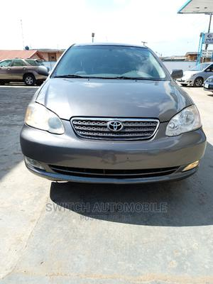 Toyota Corolla 2007 LE Gray   Cars for sale in Lagos State, Magodo