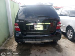 Mercedes-Benz M Class 2008 ML 350 4Matic Black   Cars for sale in Lagos State, Ifako-Ijaiye
