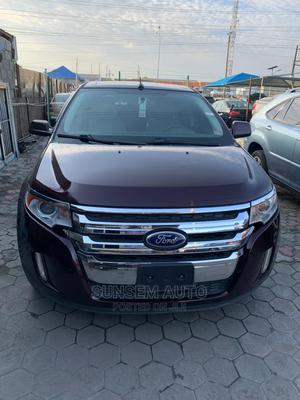 Ford Edge 2012 Red | Cars for sale in Lagos State, Ajah