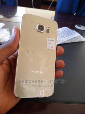 Samsung Galaxy S6 32 GB Gold   Mobile Phones for sale in Edo State, Benin City
