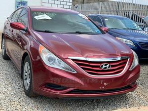 Hyundai Sonata 2012 Red | Cars for sale in Lagos State, Ikeja