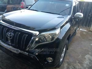 Toyota Land Cruiser Prado 2008 STANDARD Black | Cars for sale in Lagos State, Gbagada