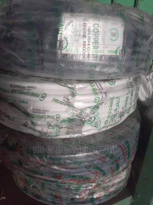 4mm 3core C Divine Flexible Wire   Electrical Equipment for sale in Lagos State, Ojo