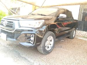Toyota Hilux 2018 Black | Cars for sale in Abuja (FCT) State, Lugbe District