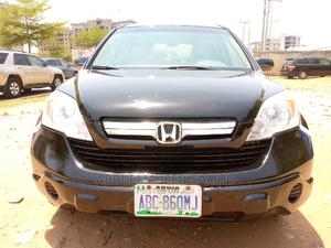 Honda CR-V 2008 2.4 Black | Cars for sale in Abuja (FCT) State, Gaduwa