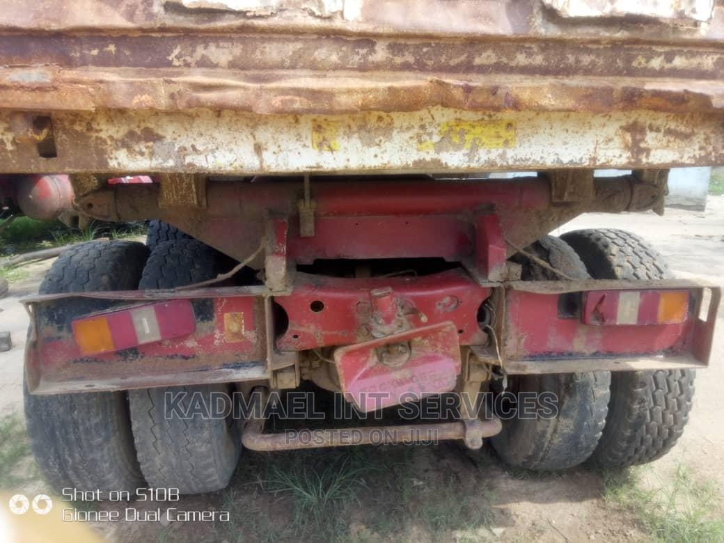Archive: Man Diesel Dump Truck