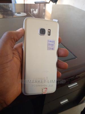 Samsung Galaxy S7 edge 32 GB Silver | Mobile Phones for sale in Edo State, Benin City