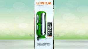 Lontor Rechargeable Led Lamp - CTL-EL111 | Home Accessories for sale in Lagos State, Ikotun/Igando