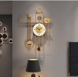 Lovely Modern Wall Clock | Home Accessories for sale in Lagos State, Lagos Island (Eko)