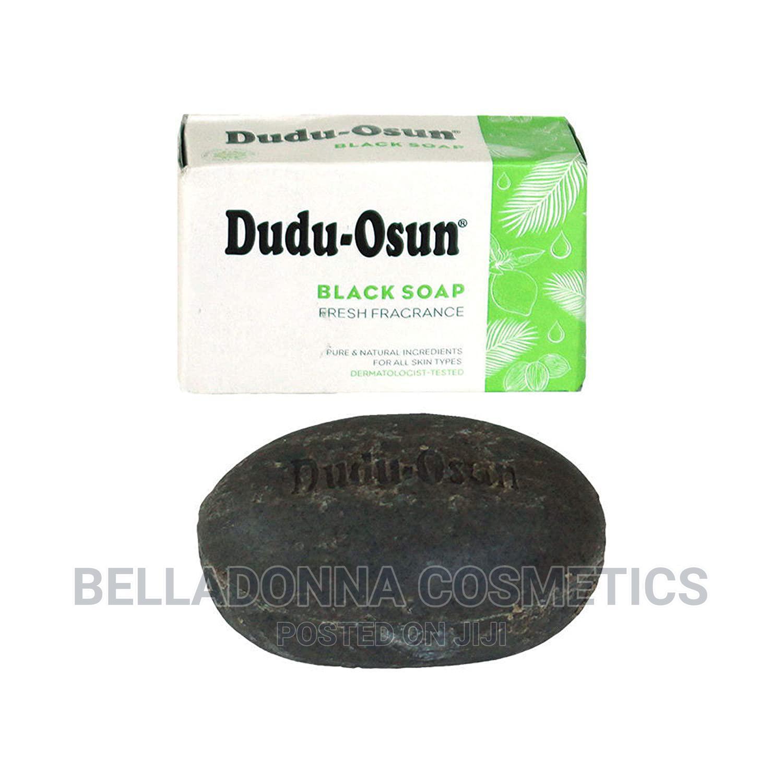 Archive: Dudu Osun African Black Soap (Fresh Fragrance) - 150g