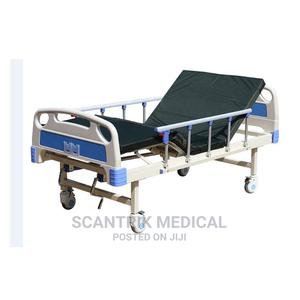 Cheap and Affordable Cranks Elderly Manual Hospital Bed   Medical Supplies & Equipment for sale in Abuja (FCT) State, Lokogoma