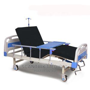 High Quality Manual Crank Hospital Bed | Medical Supplies & Equipment for sale in Abuja (FCT) State, Gwarinpa