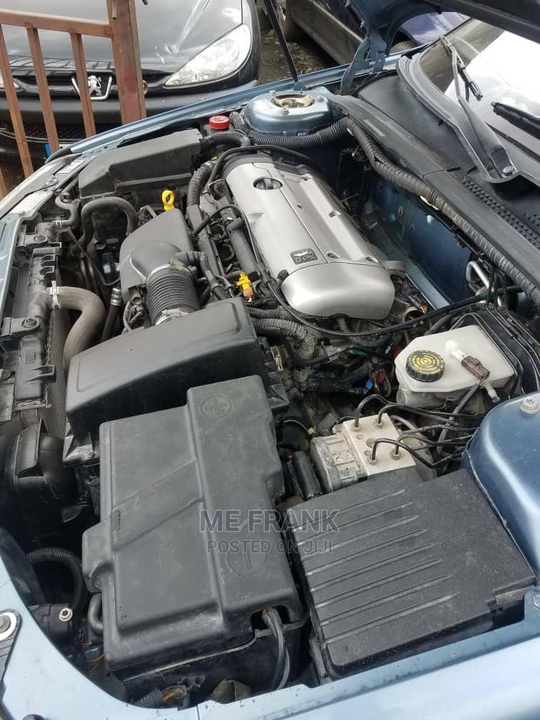 Archive: Peugeot 406 2004 Gray