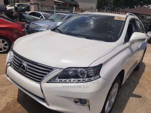 Lexus RX 2013 350 FWD White | Cars for sale in Lagos State, Ojodu