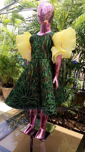 Ankara Party Dress   Children's Clothing for sale in Lagos State, Lekki