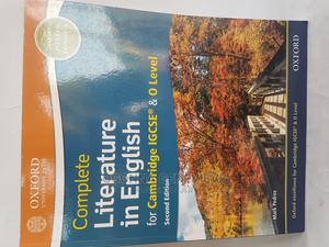 Complete Literature in English for Cambridge IGCSE O Level | Books & Games for sale in Lagos State, Yaba