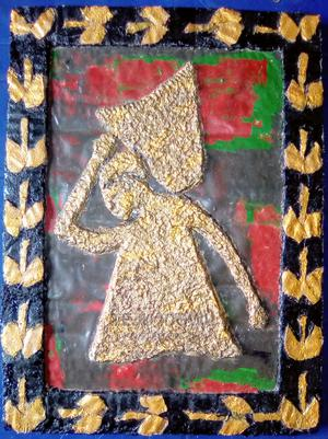 African Mother Carrying Basket | Arts & Crafts for sale in Lagos State, Ipaja