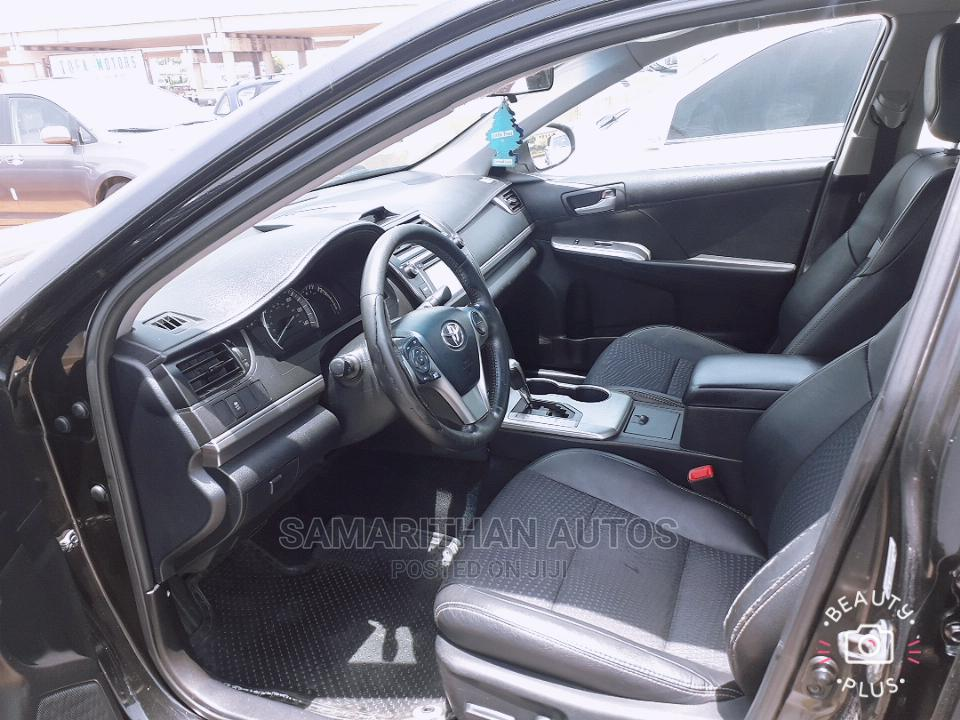 Toyota Camry 2013 Black | Cars for sale in Kubwa, Abuja (FCT) State, Nigeria