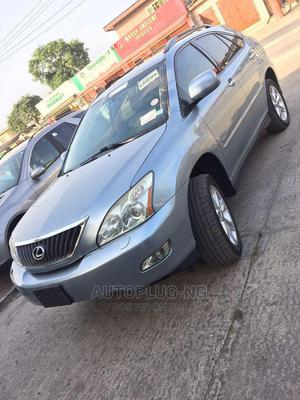 Lexus RX 2008 350 Blue | Cars for sale in Lagos State, Amuwo-Odofin