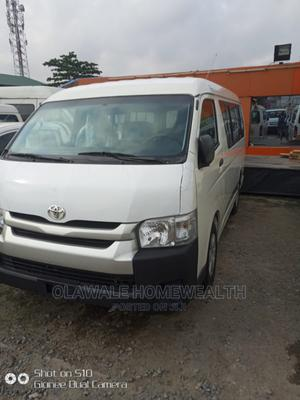 Registered Toyota Hiace 2010 | Buses & Microbuses for sale in Lagos State, Ojota