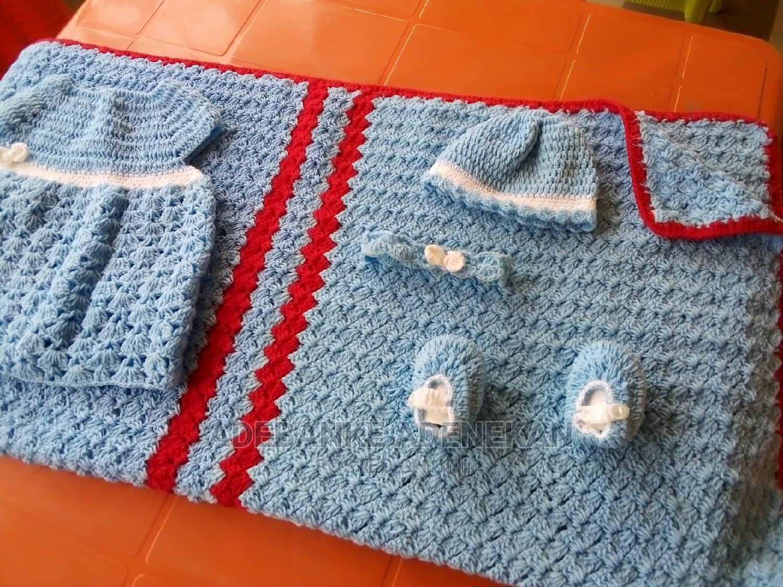 Archive: Baby Crochet