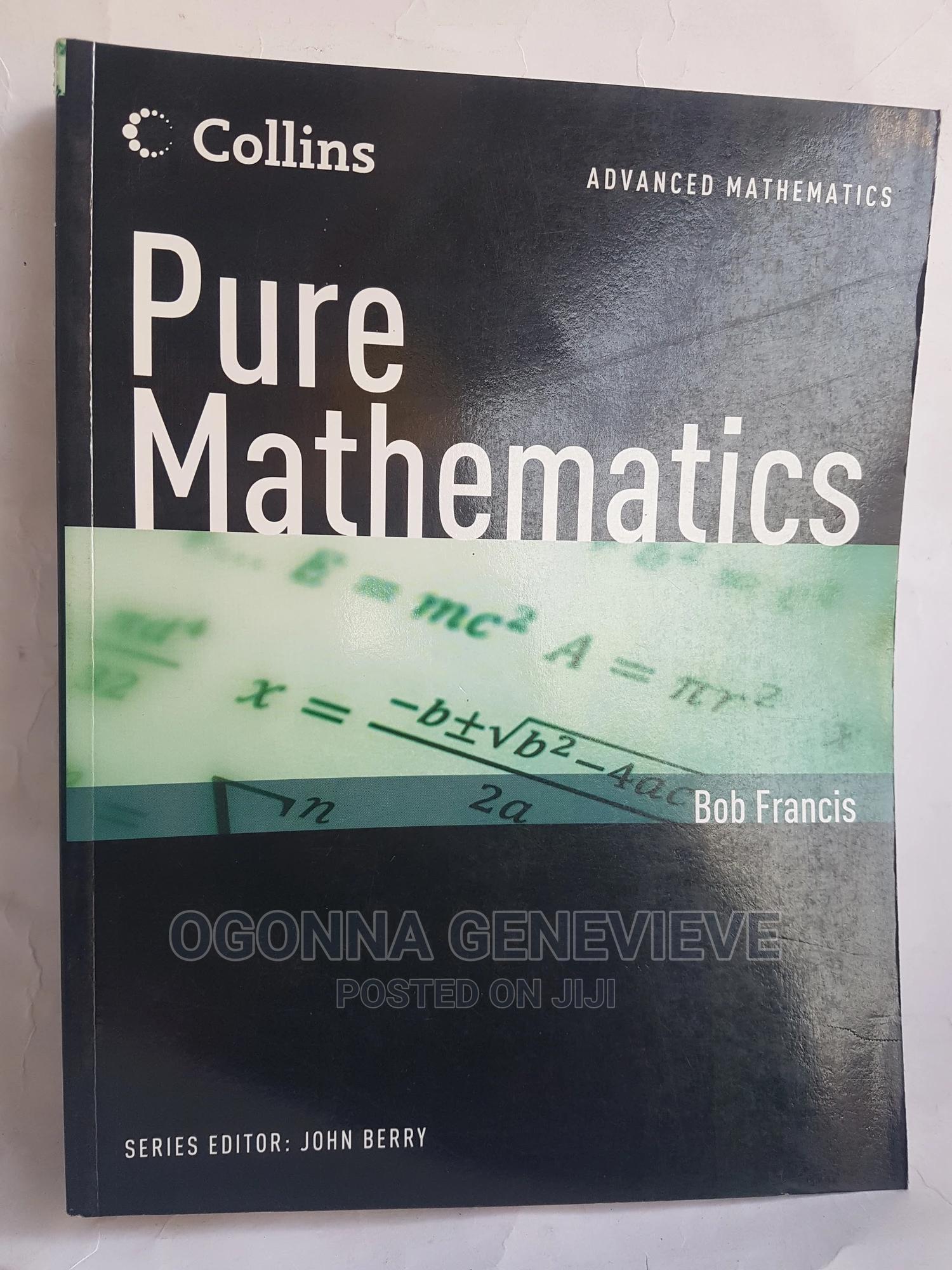 Collins Pure Mathemtics