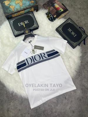 New Luxury 2021ss High Quality Dior T Shirt Now | Clothing for sale in Oyo State, Ibadan