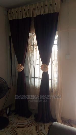 Durable and Arab Curtains Design   Home Accessories for sale in Edo State, Benin City