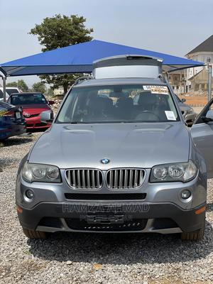 BMW X3 2008 Silver   Cars for sale in Abuja (FCT) State, Gudu