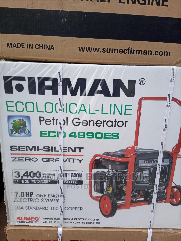 SUMEC FIRMAN 4990 Ecoes