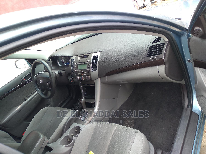 Archive: Hyundai Sonata 2009 Green