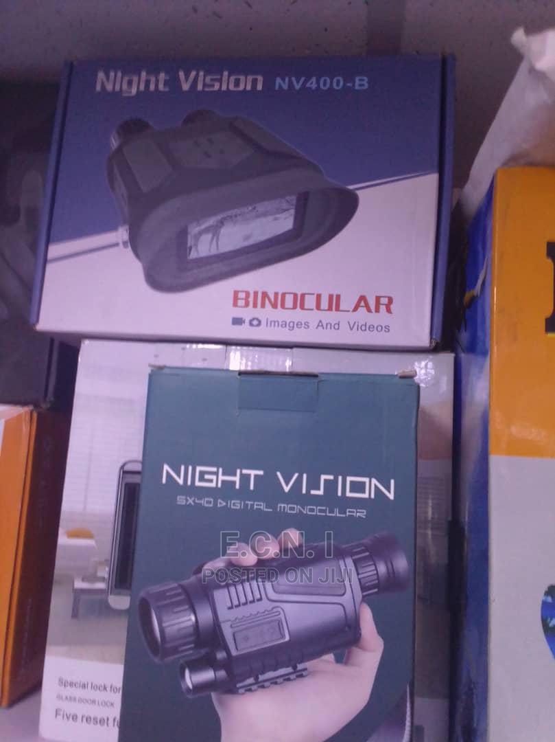 Day And Night Binocular