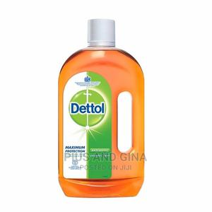 Dettol Antiseptic Disinfectant X 1litre | Bath & Body for sale in Lagos State, Alimosho