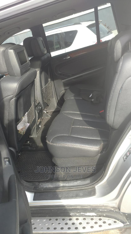 Archive: Mercedes-Benz GL Class 2008 GL 450 Silver