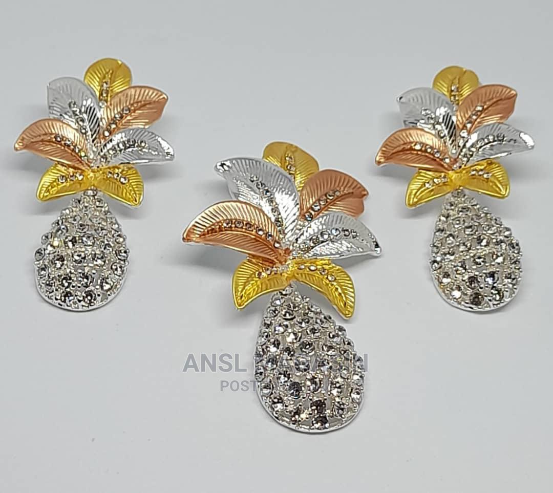 Premium Ladies Hoop Stainless Steel Earrings