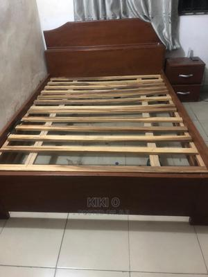 """Strong 4 by 6"""" Bed Frame   Furniture for sale in Lagos State, Ikeja"""