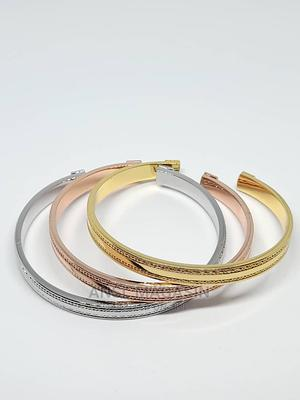 Unique Stainless Steel Bracelet Bangle | Jewelry for sale in Lagos State, Ikeja