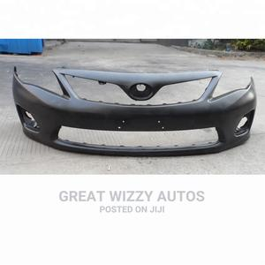 Front Bumper Corolla 2010 Original Taiwan   Vehicle Parts & Accessories for sale in Lagos State, Mushin