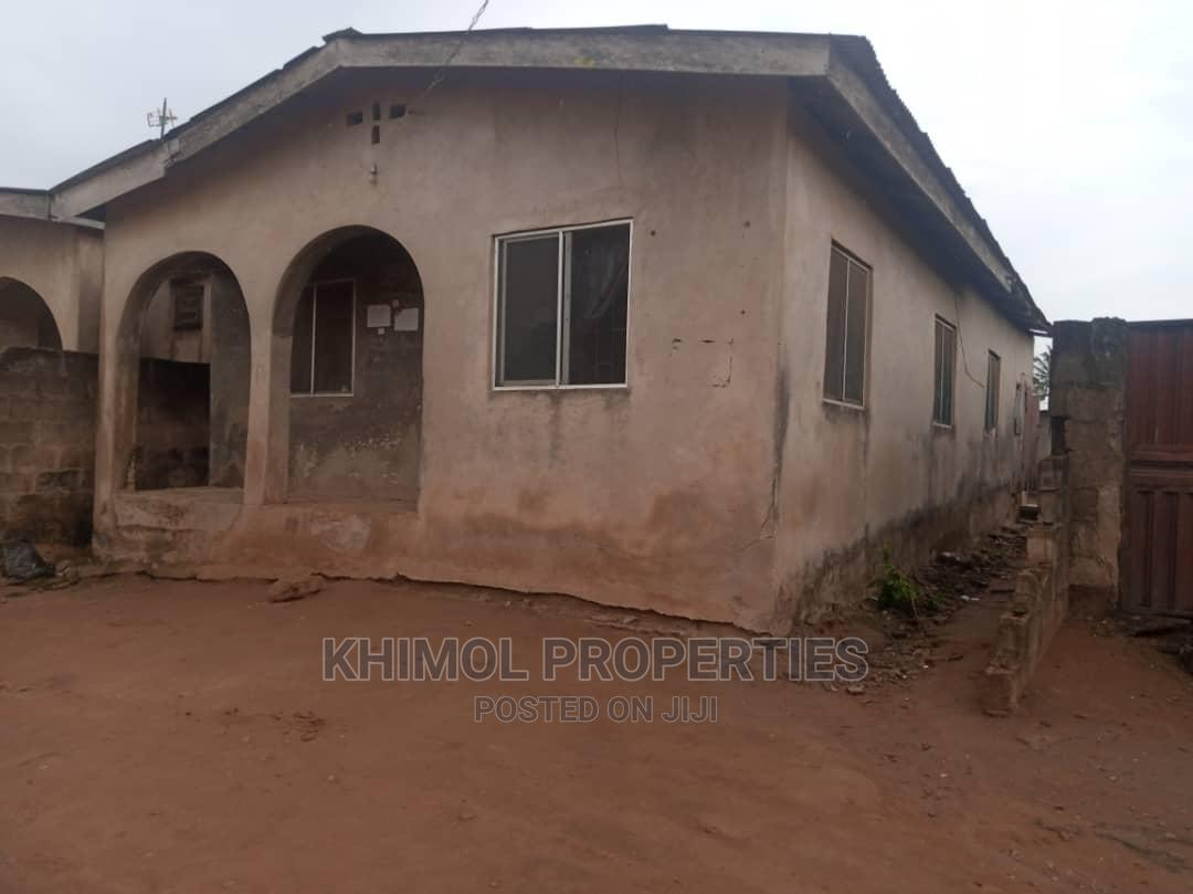 8 Rooms on 27 by 43 in a Secured and Gated at Meiran | Houses & Apartments For Sale for sale in Meiran, Agege, Nigeria